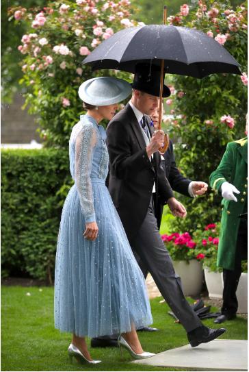Kate Middleton at Ascot