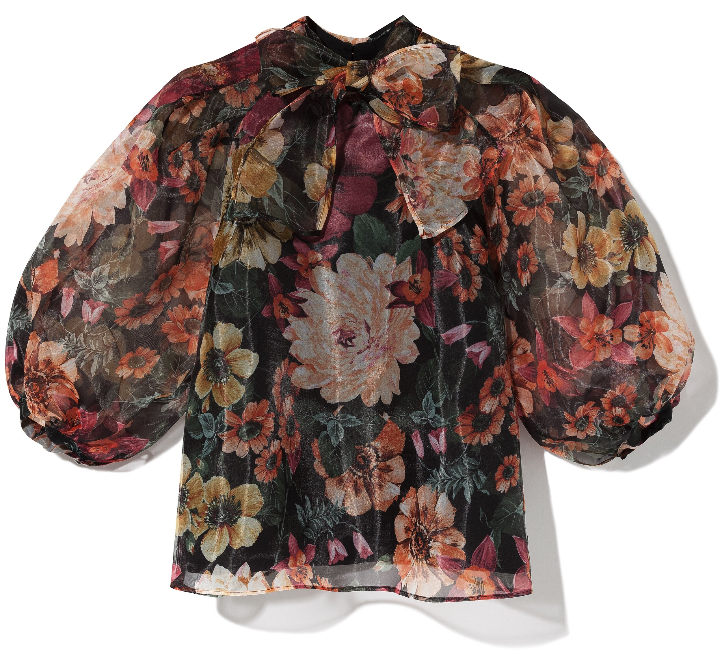 Puff sleeve blouse £34.99 #CiaoKendall for Reserved