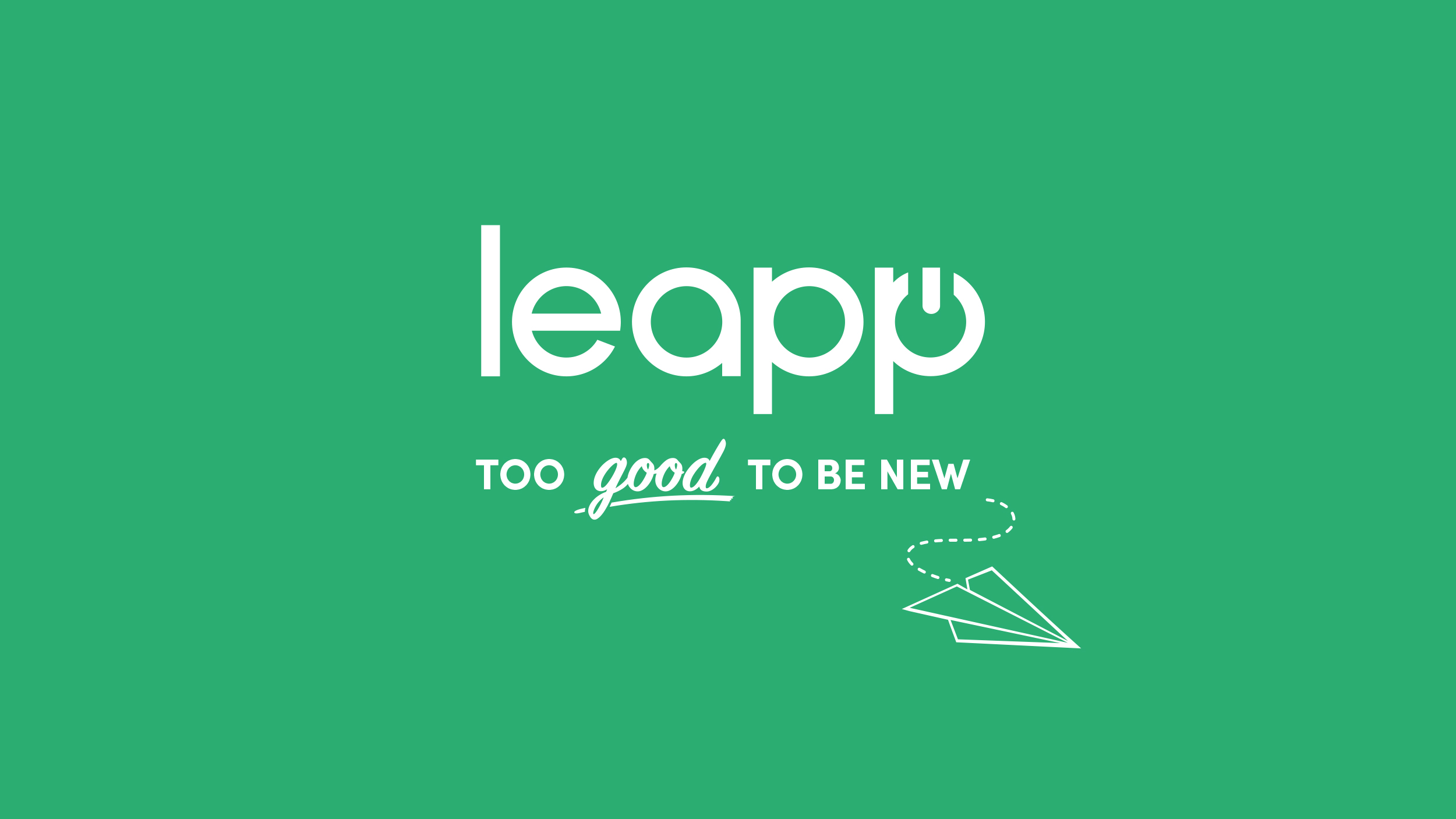 Leapp - Buying a refurbished device is not only smart for your wallet but also better for the environment.