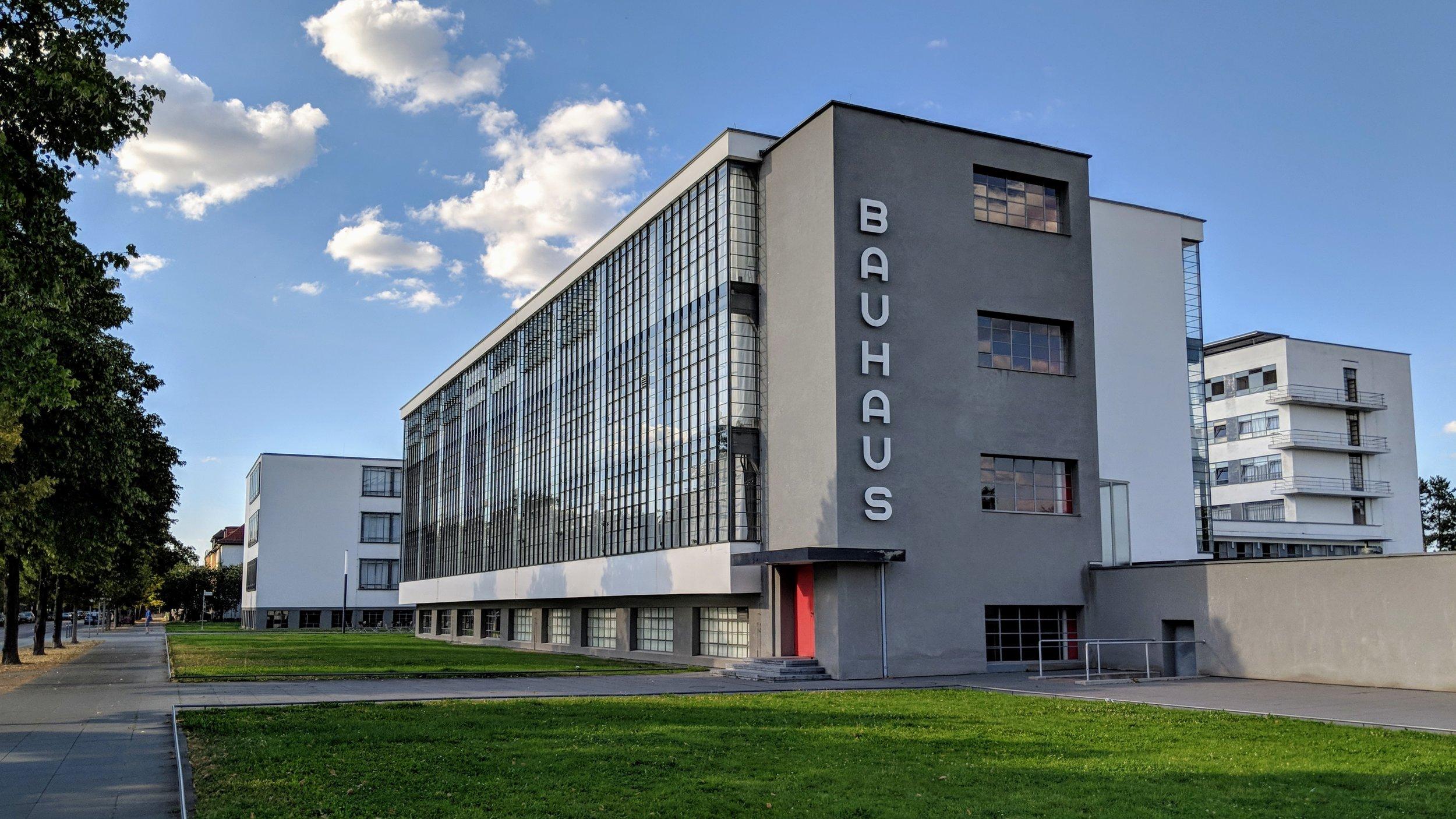 Main Bauhaus building