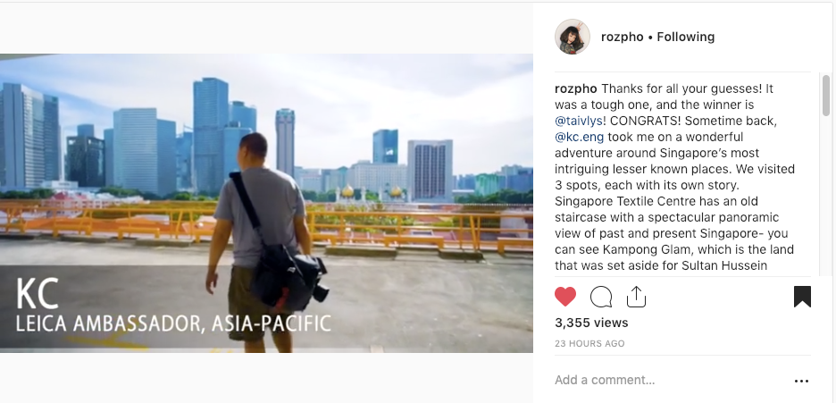 Passion Made Possible, Singapore Tourism Board 02.png