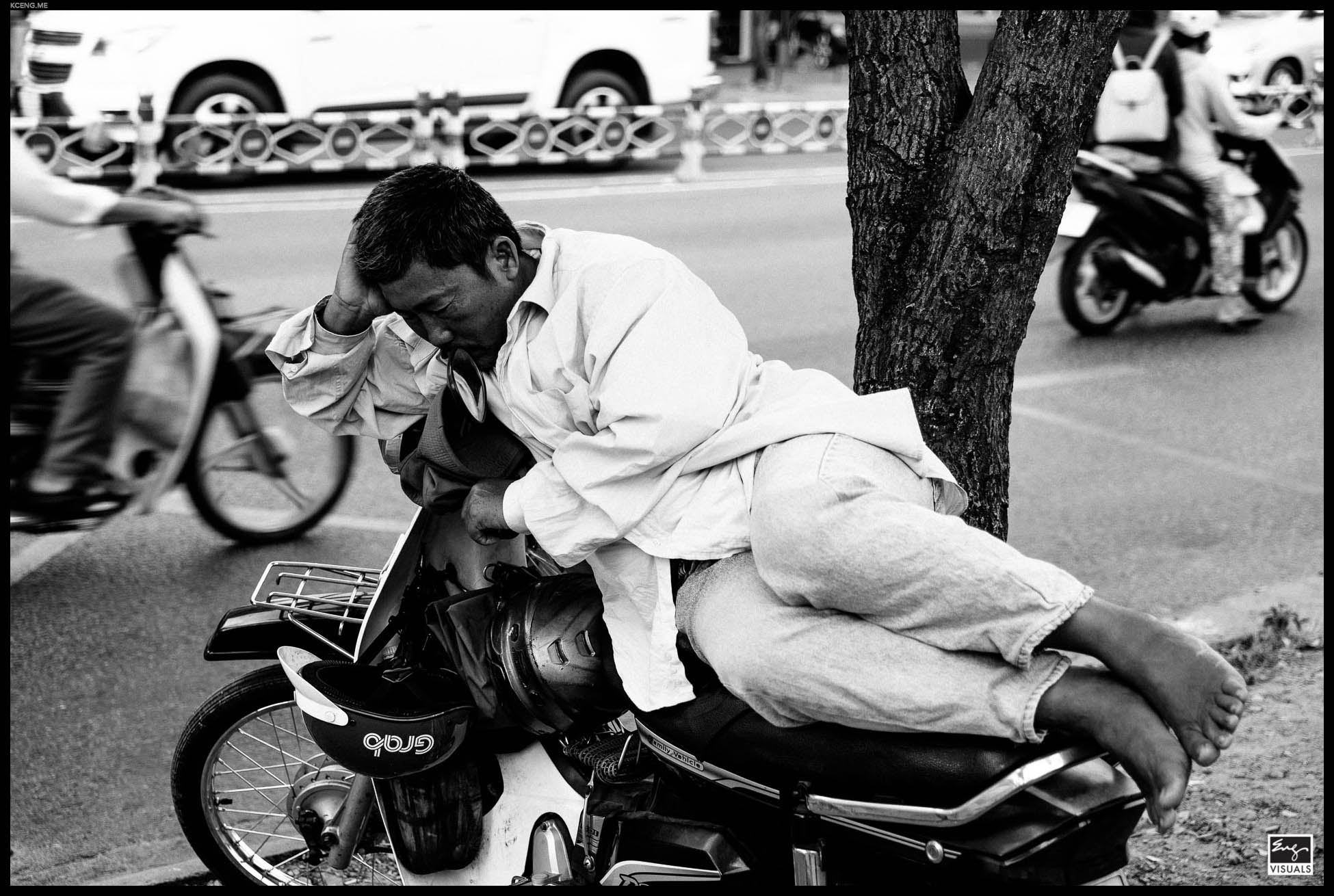 Ho Chi Minh City, Vietnam.  photographed by KC Eng