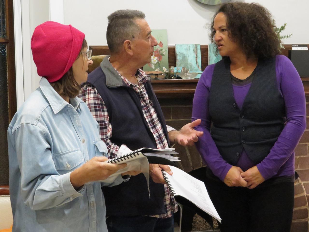 5_Tender_Community_Choir_discussing new songs with Malika Reese.jpg