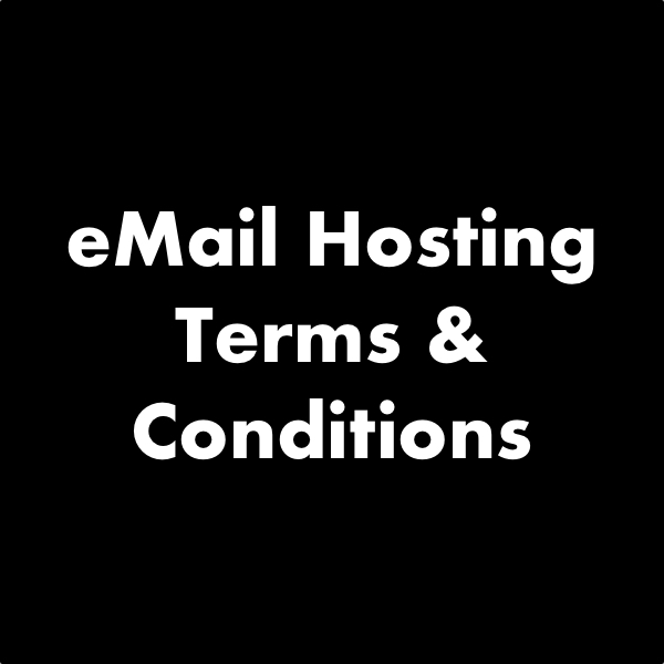 eMail Terms