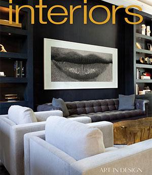 Art in Design Interiors Magazine