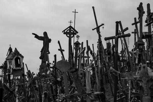 Kryžių Kalnas (Hill of Crosses): a place for hope, peace, love and sacrifice.jpg