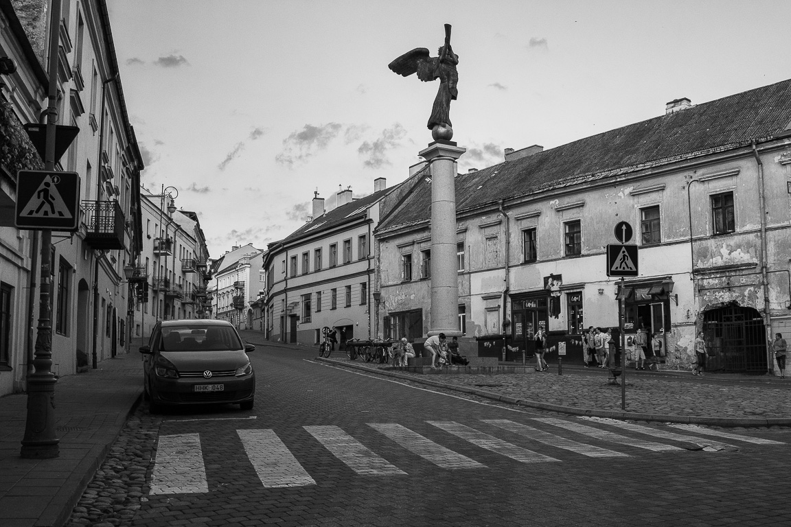 Vilnius - the city that refuses to be defined