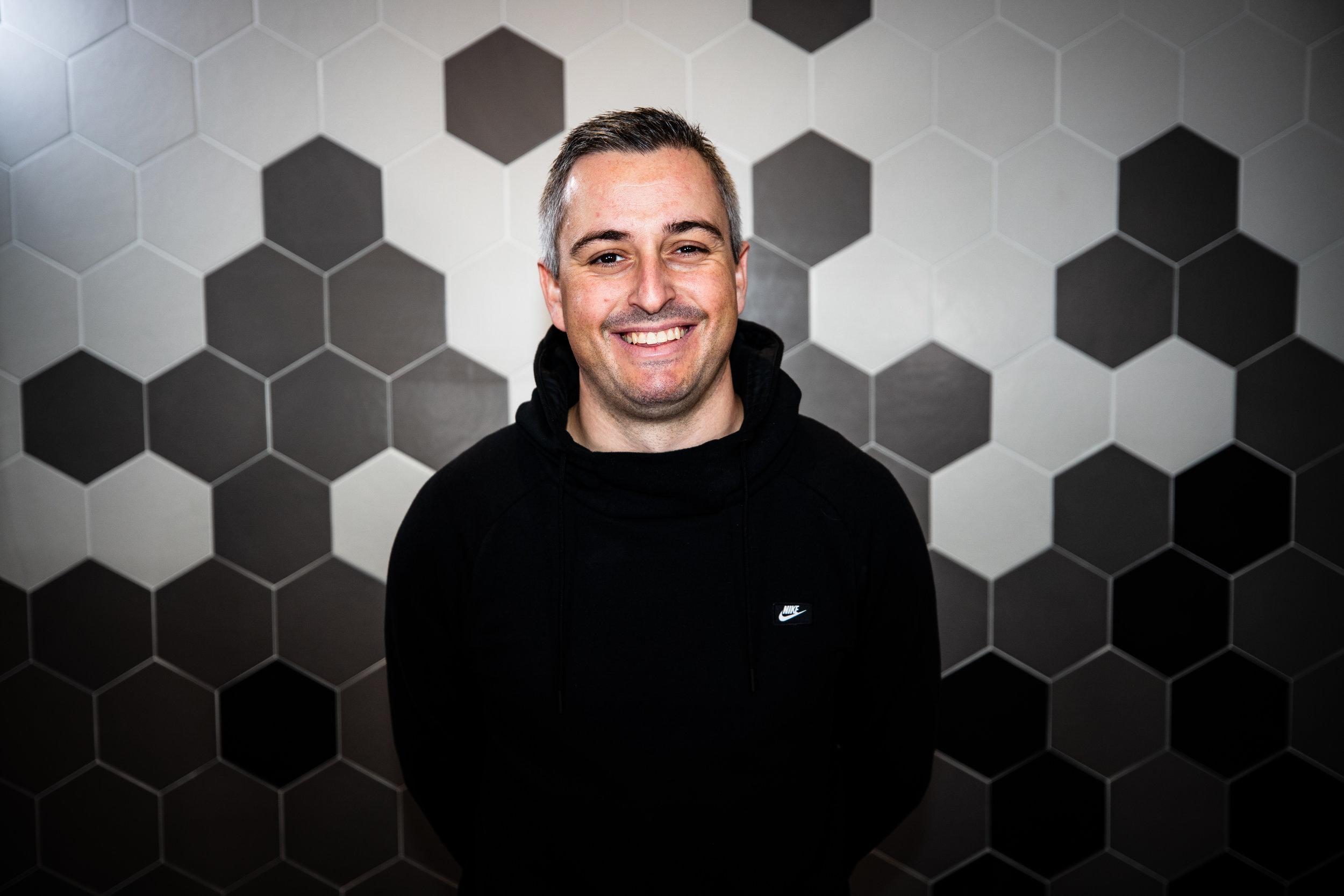 Julien Diaz - Founder + Creative Director