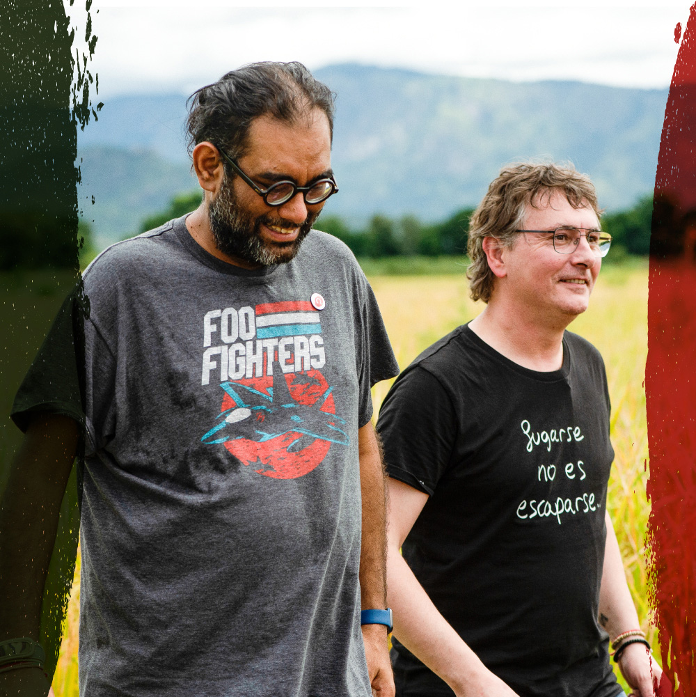 Gaggan & Andoni X Tanzania - Pioneering chefs Gaggan and Andoni Luis Aduriz completed the first ever Chefs for Change trip. The trailblazers met farmers working with the NGO Farm Africa and cooked with local restaurateur Mama Zai.SEE NOW