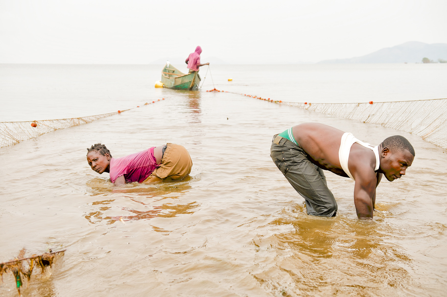 Demand for fish in Kenya is rapidly rising. But Lake Victoria is fast running out of wild fish. -