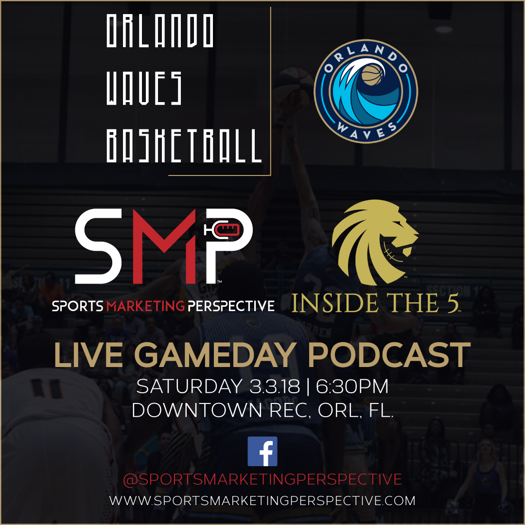 SMP And Inside The 5 Host Live Podcast -