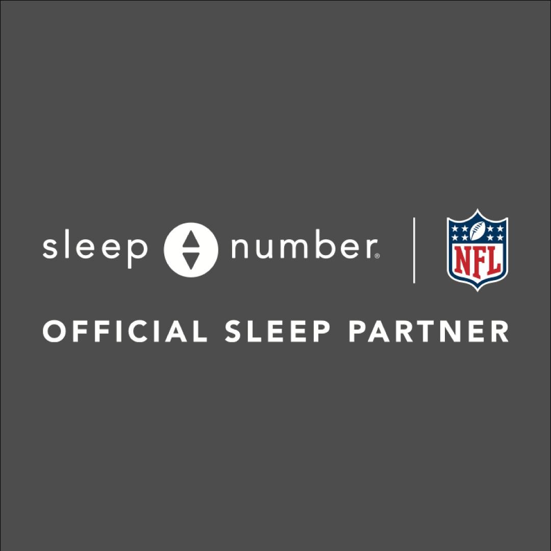 SLEEP NUMBER AND NFL ANNOUNCE GROUNDBREAKING PARTNERSHIP -