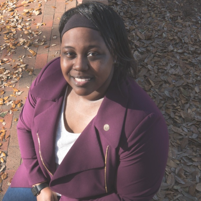 NFL Alumni Central Florida Chapter adds Asia McMillan as a chapter officer. -