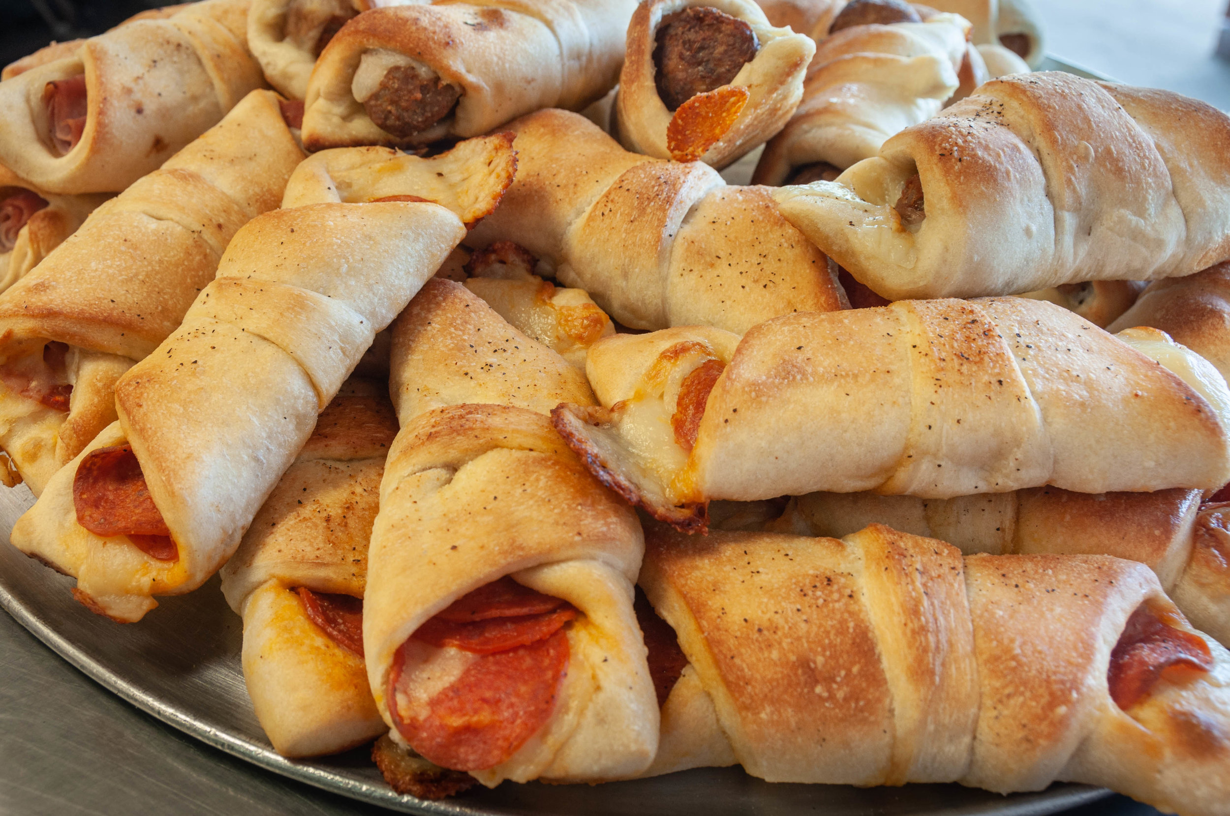 Bravo Pizza West Chester Pa - Peperoni Rolls.jpg