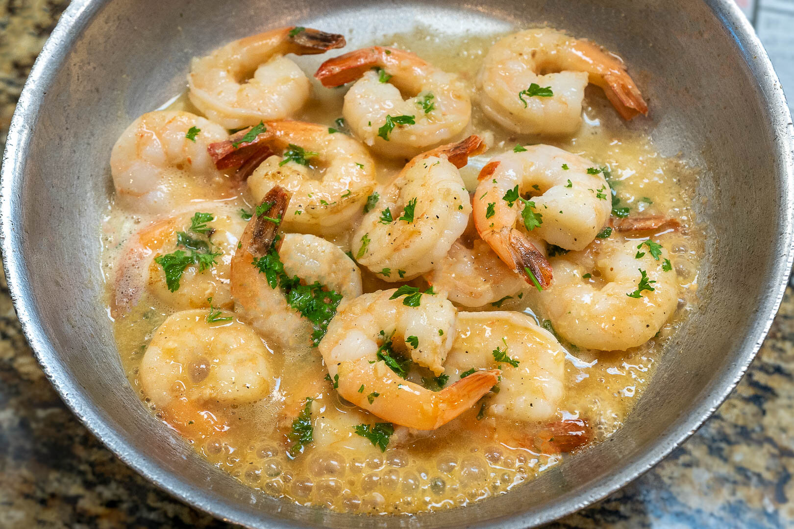 Bravo Pizza West Chester Pa - Shrimp Scampi.jpg