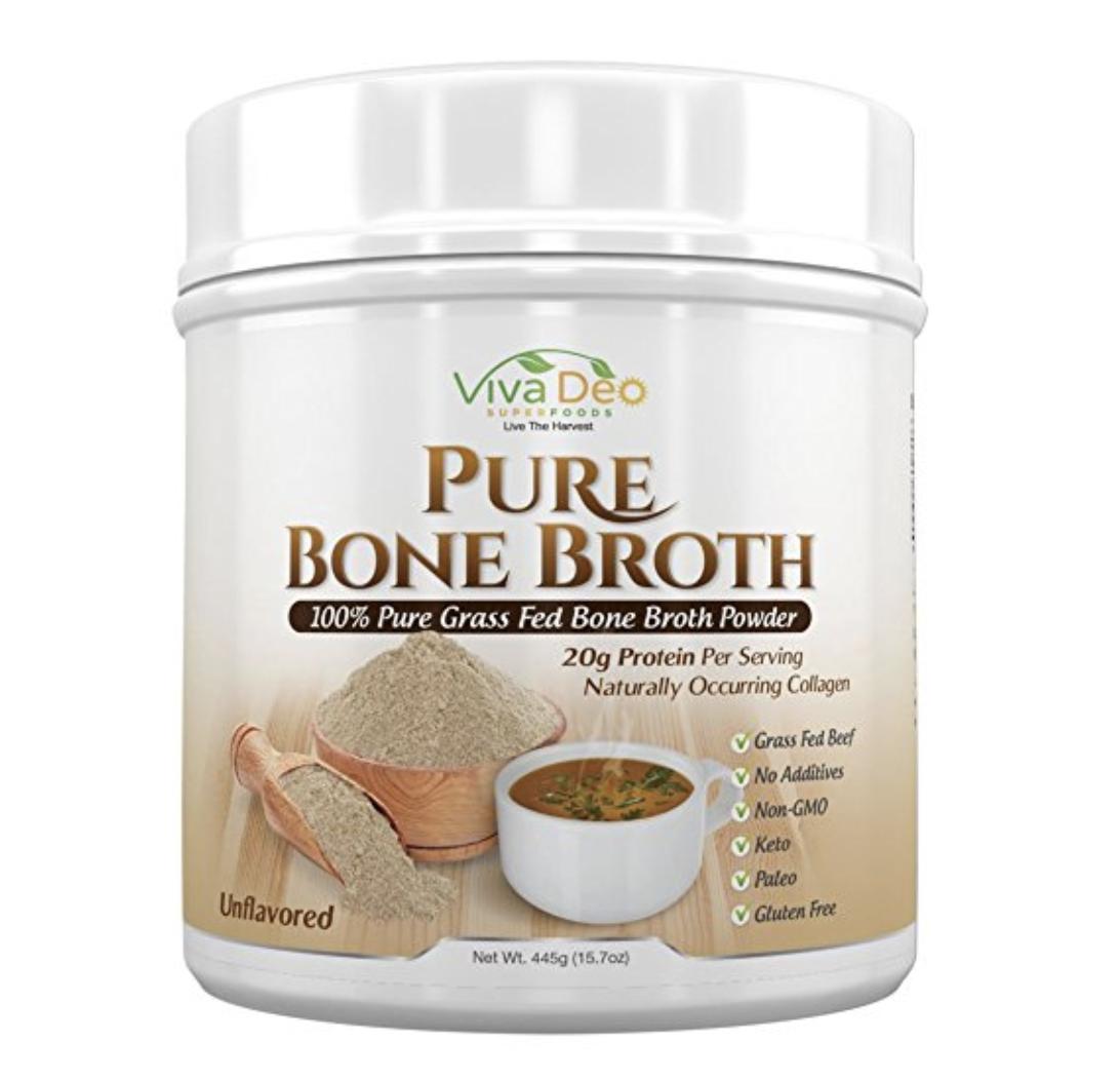 Unflavored Bone Broth
