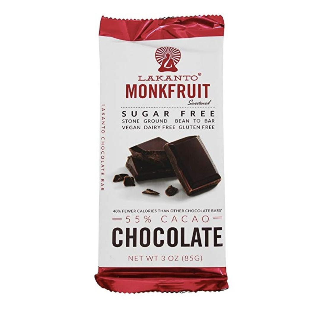 Low Sugar Chocolate