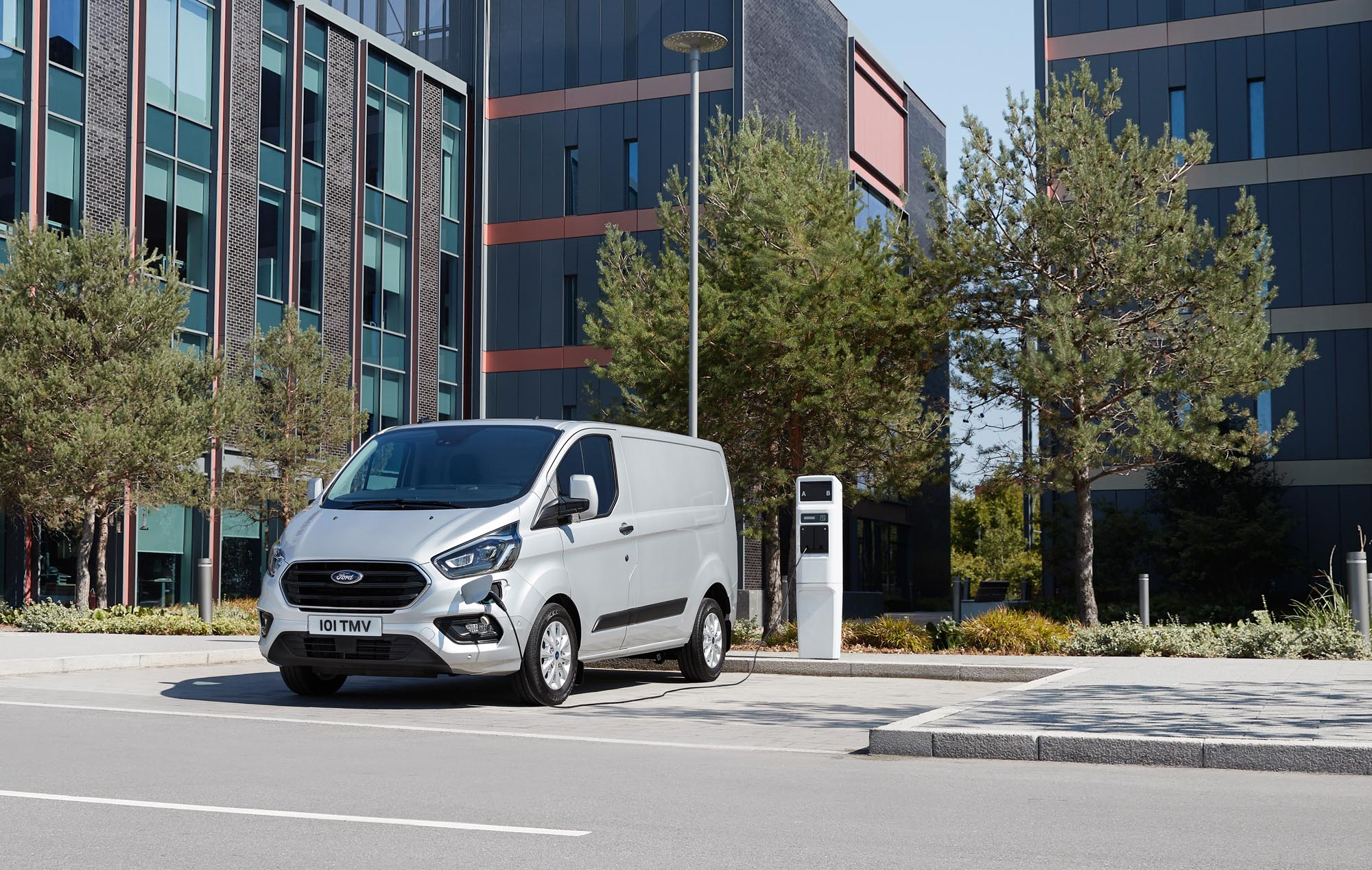 Location Management by Luke Jackson for Ford Vans