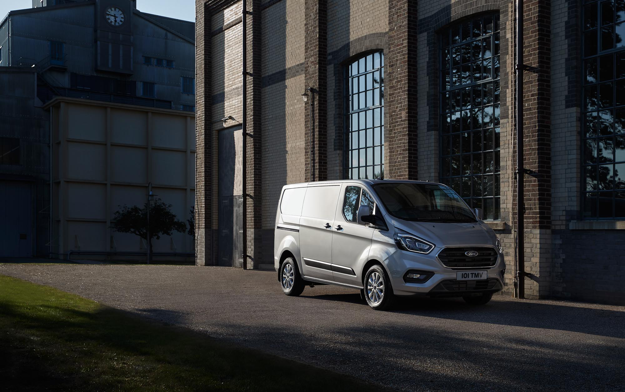Ford Transit Van - Photography Production by Luke Jackson