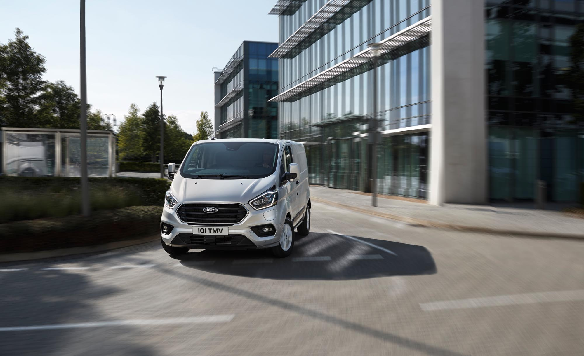 Ford Transit Van - Luke Jackson Photography Production