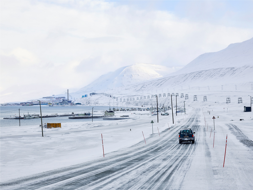 Svalbard for PwC - Photography Production by Luke Jackson