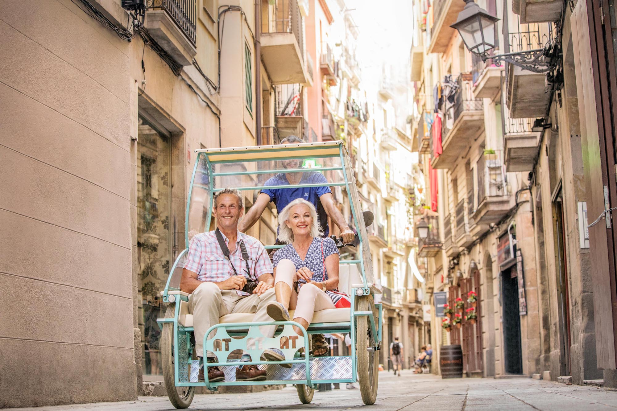 P&O Barcelona Advert: Stills Production by Luke Jackson