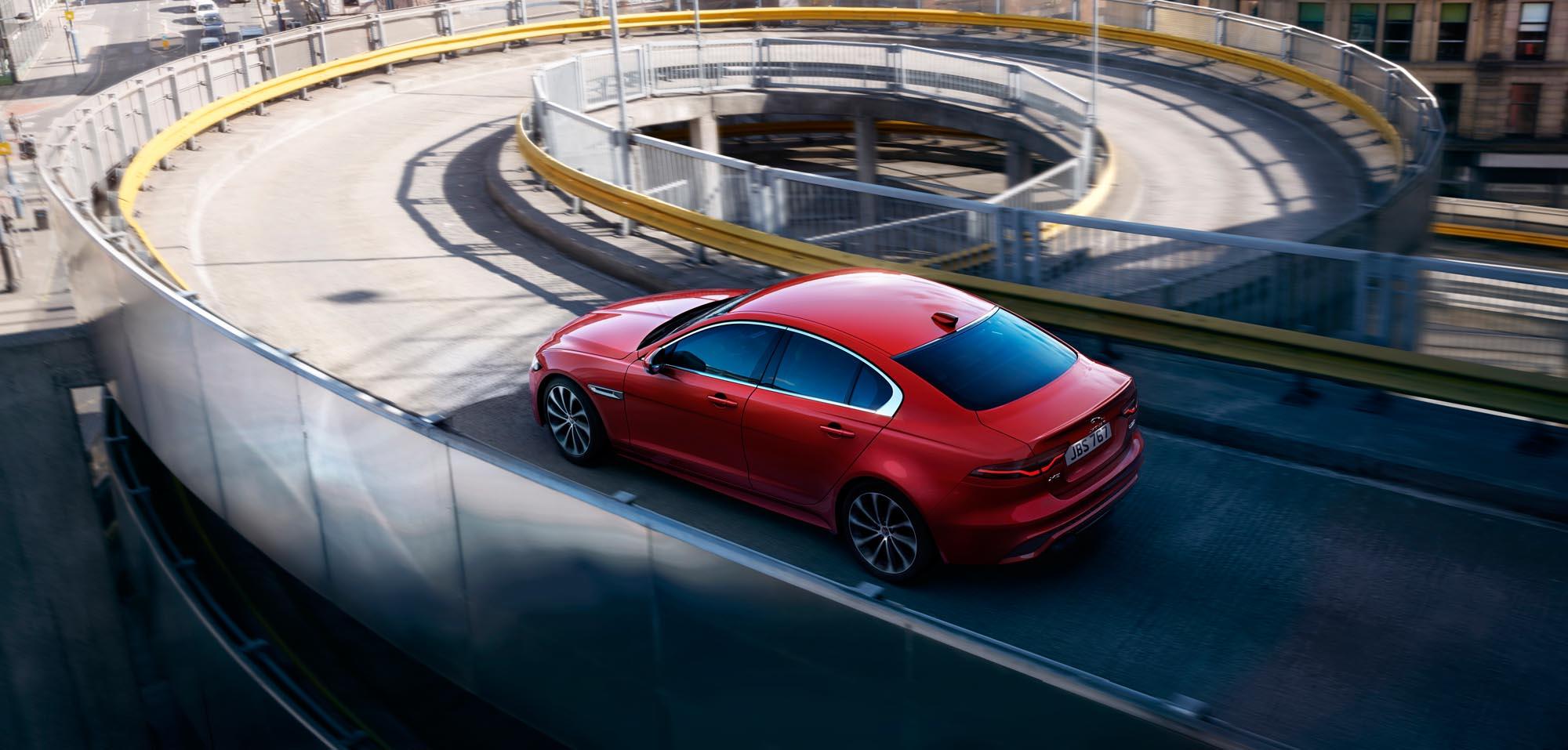 Jaguar XE Stills Production by Luke Jackson