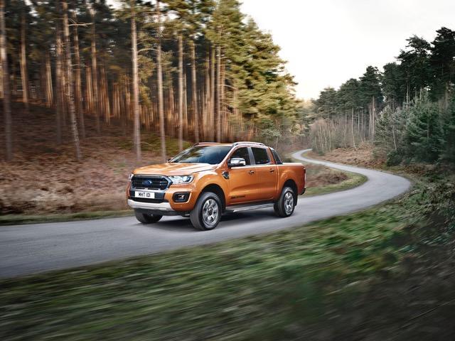 Ford Ranger Wildtrak arrives in 2019 - locations by luke jackson.jpeg