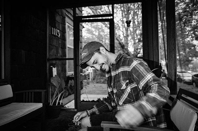 @sbcasares #blackandwhitephotography #porch #candid#easthillsgr #michigan #grandrapidsmi #realtalk #fujixpro2 #fujinon16mm