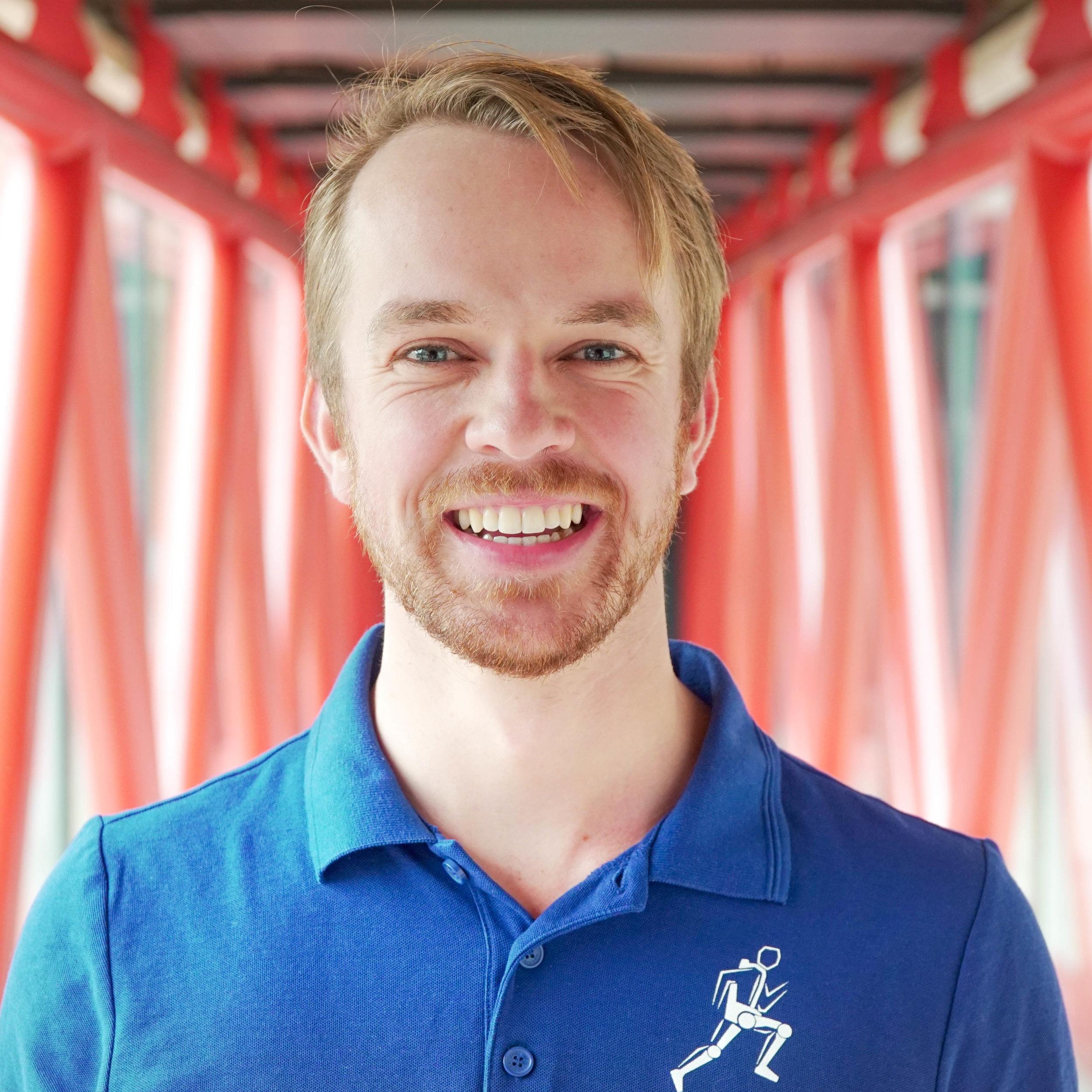 Bart van Ingen  Control Engineer