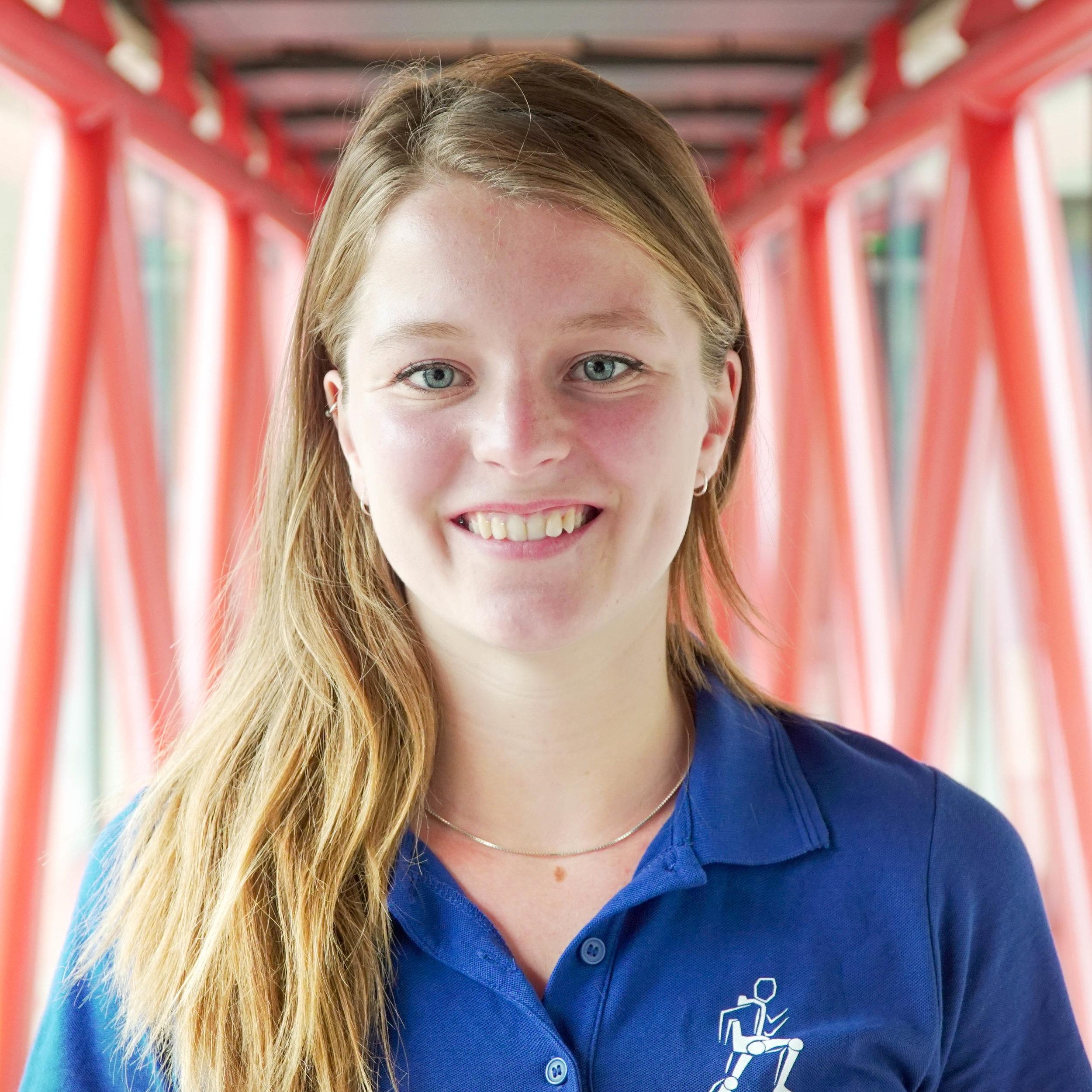 Sophie Bekker  Control Engineer