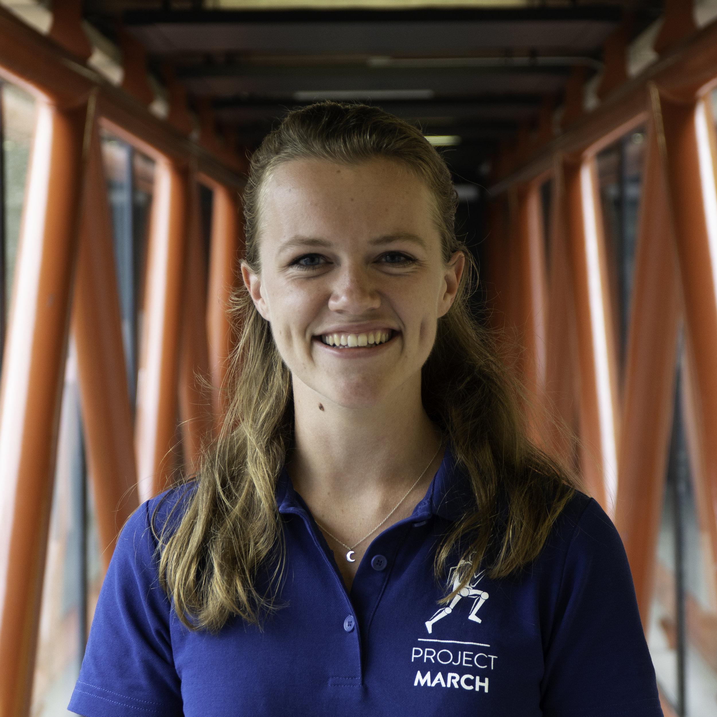 Nadine de Jong  Fixture Engineer