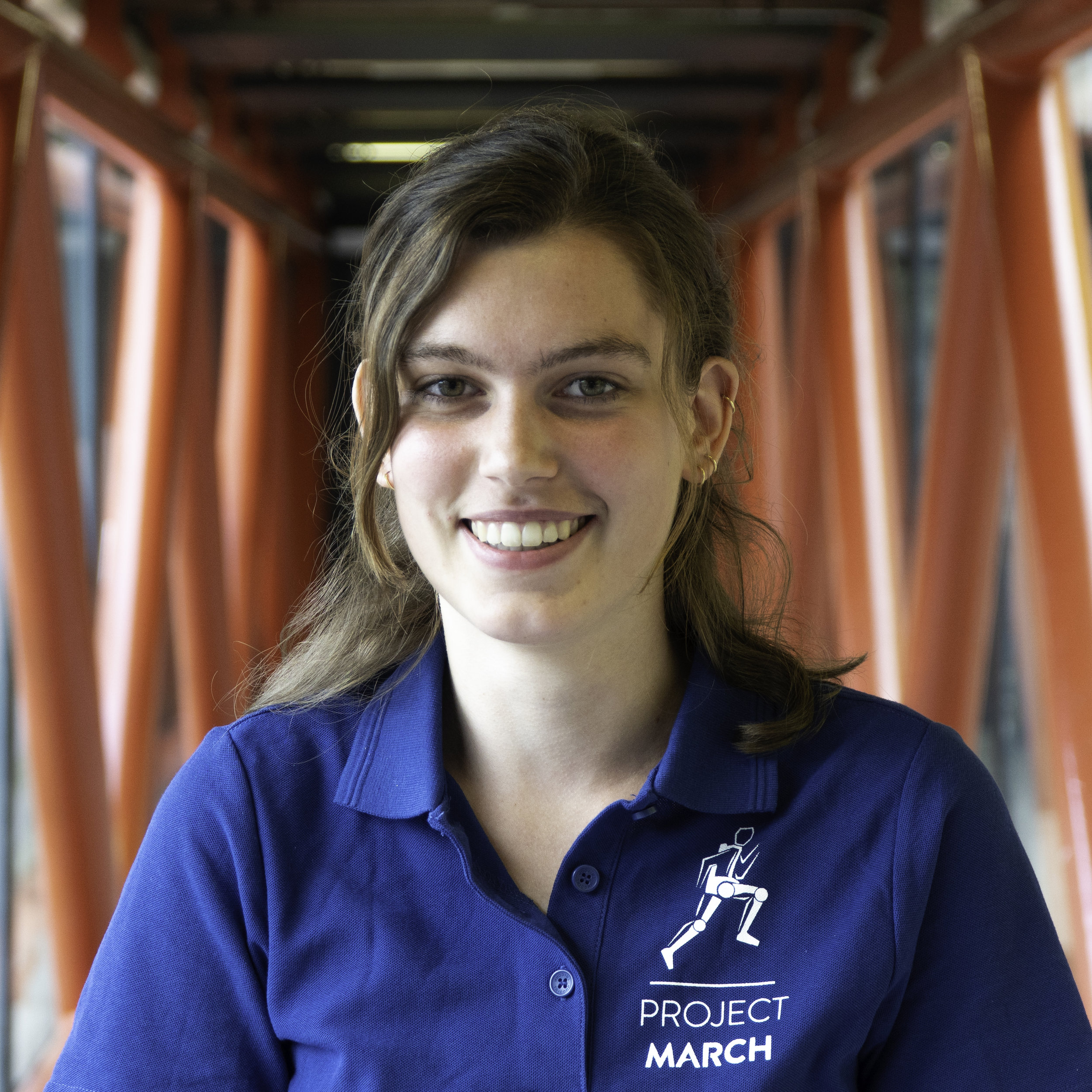 Gaia van den Heuvel  Movement Engineer