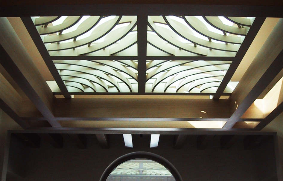 Ceilings & Skylights - Bespoke wooden ceilings, moldings and skylights add style and personality to every home.