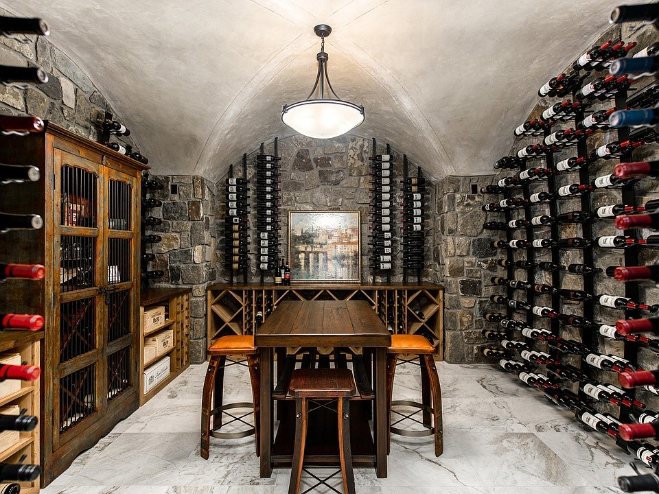 Wine Rooms - Design a room or storage piece to organize, display and enjoy your entire wine collection.