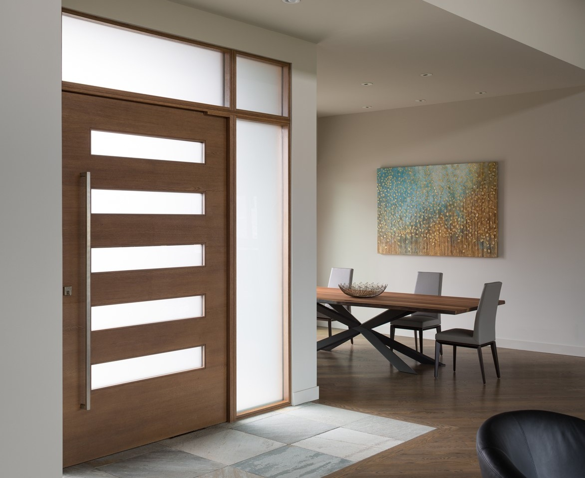 Doors - Whether it's the entrance to the home or a divider between rooms, every door should make a statement.