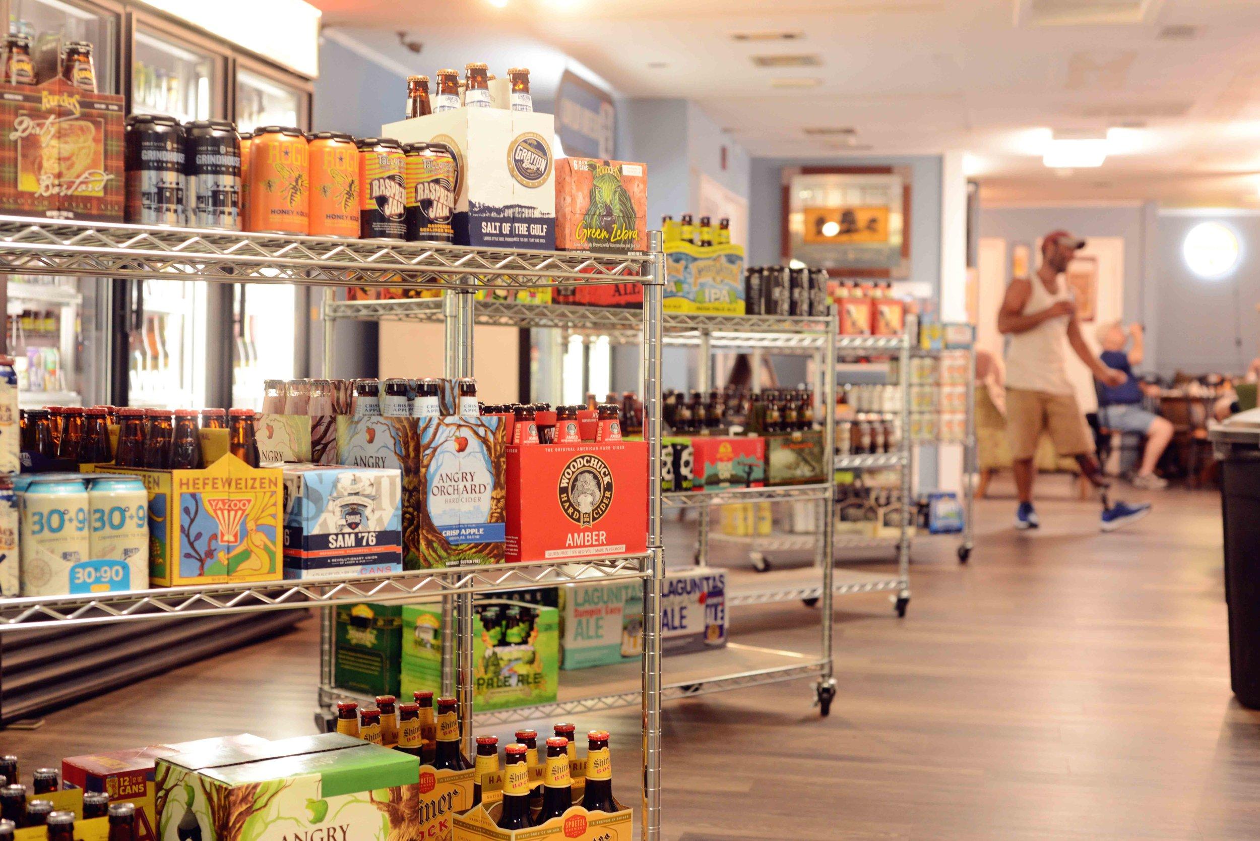 Beer Selection Hub City Beers.jpg