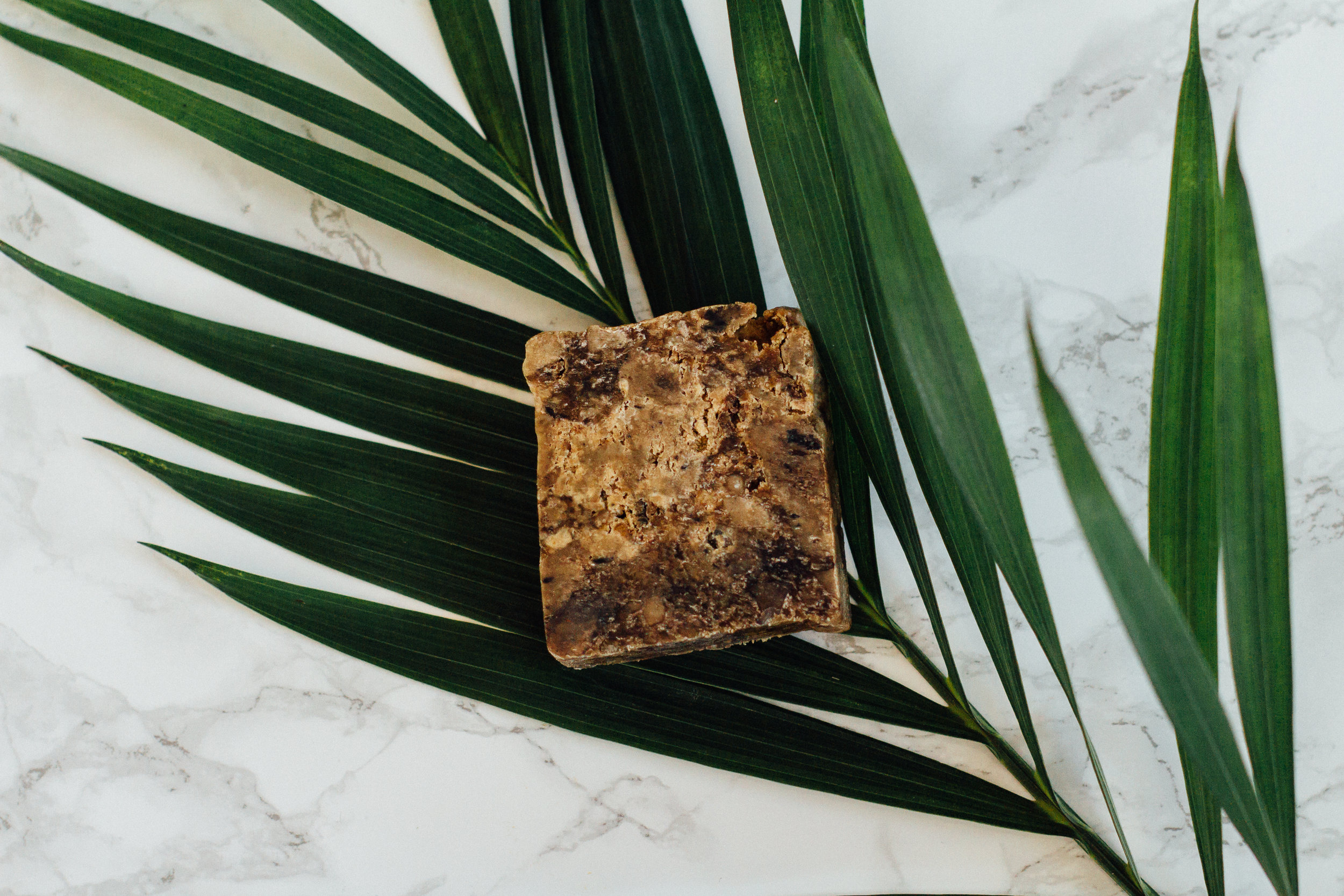 raw apothecary black soap
