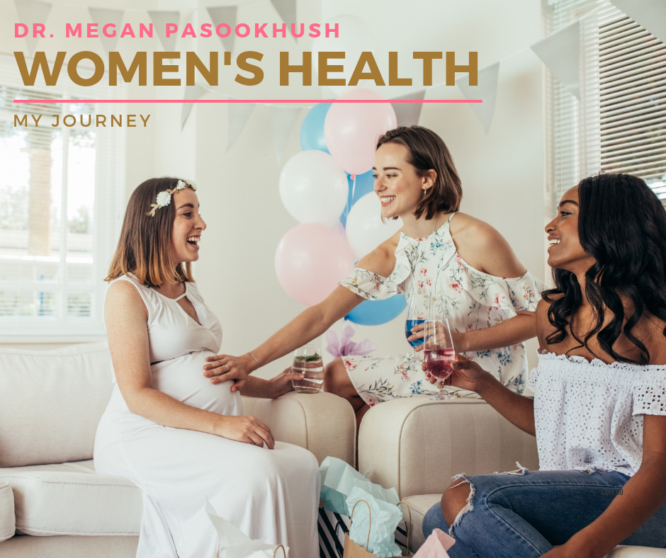 Women's hormone expert discusses her own journey to wellness.