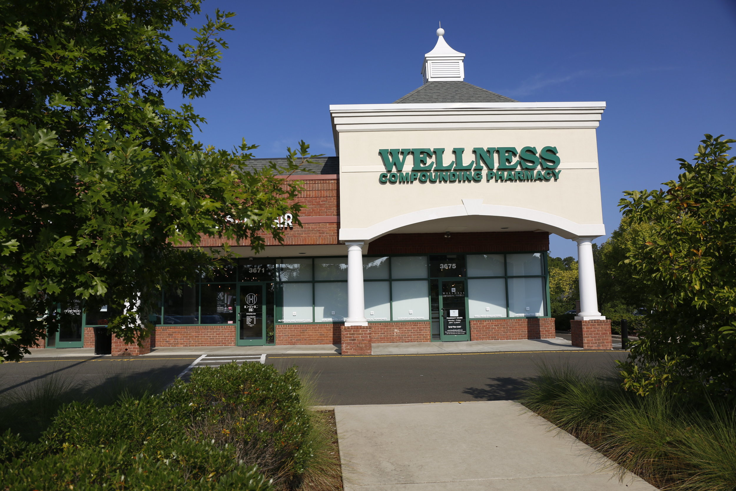 Wellness Pharmacy next door to Fresh Market in Cary.jpg