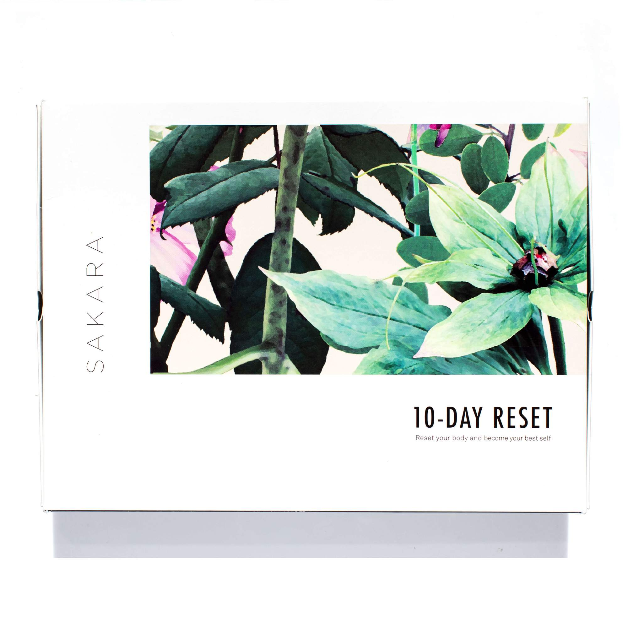 Sakara's 10 day reset kit , $195  This little box packs a big punch. As well as 20 recipes, it contains Sakara's signature products such as their cult Beauty Water, Detox Bars and Life Source smoothie powder. All the more reason to indulge over Christmas…!