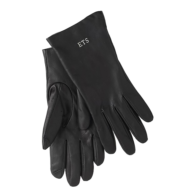 J Crew cashmere-lined, tech gloves , $98  Hurrah for these classic go-with-everything gloves that allow me to use my phone without getting frostbite (for extra kudos, I'm getting them monogrammed).