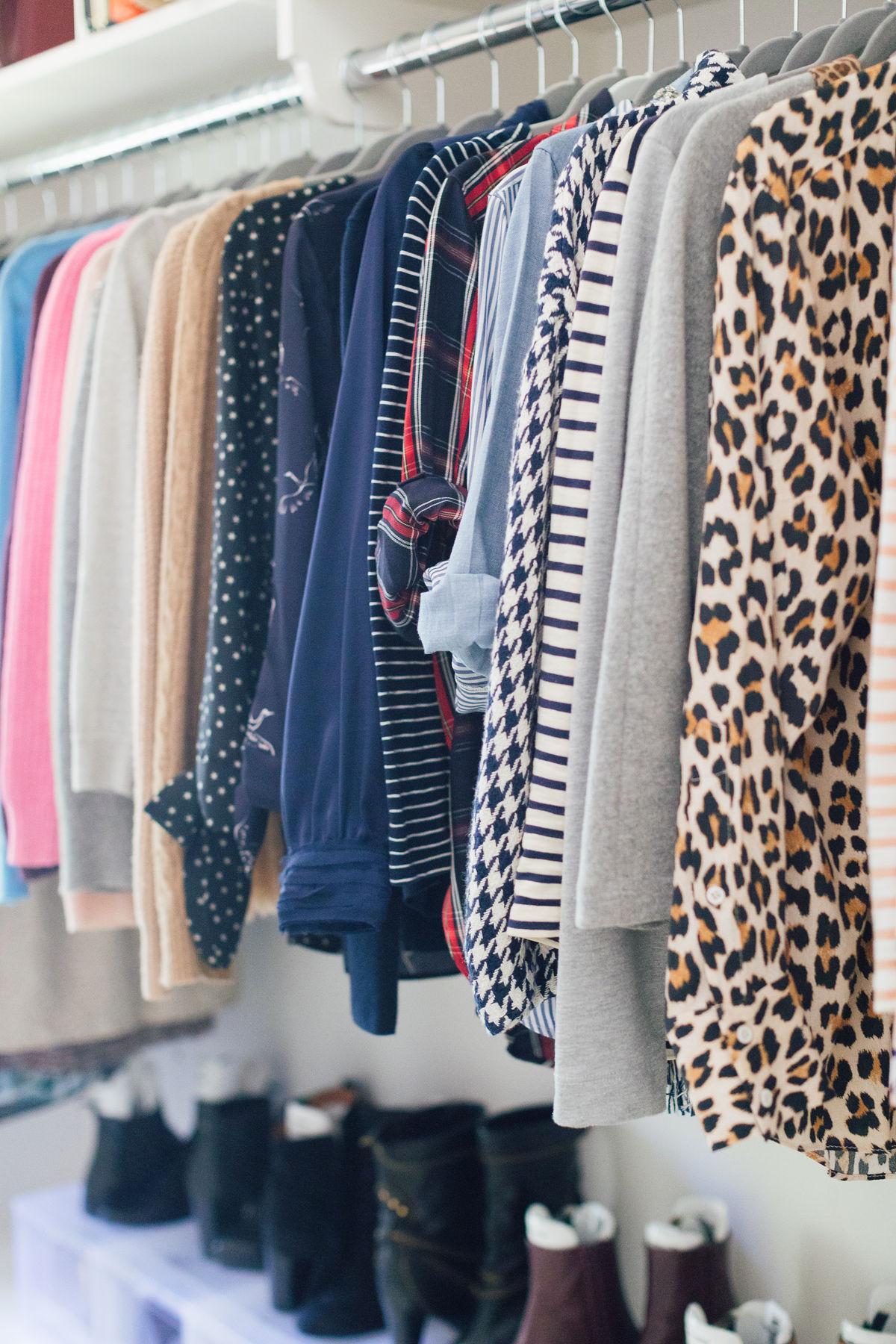 Closet organizing home organizer professional wardrobe