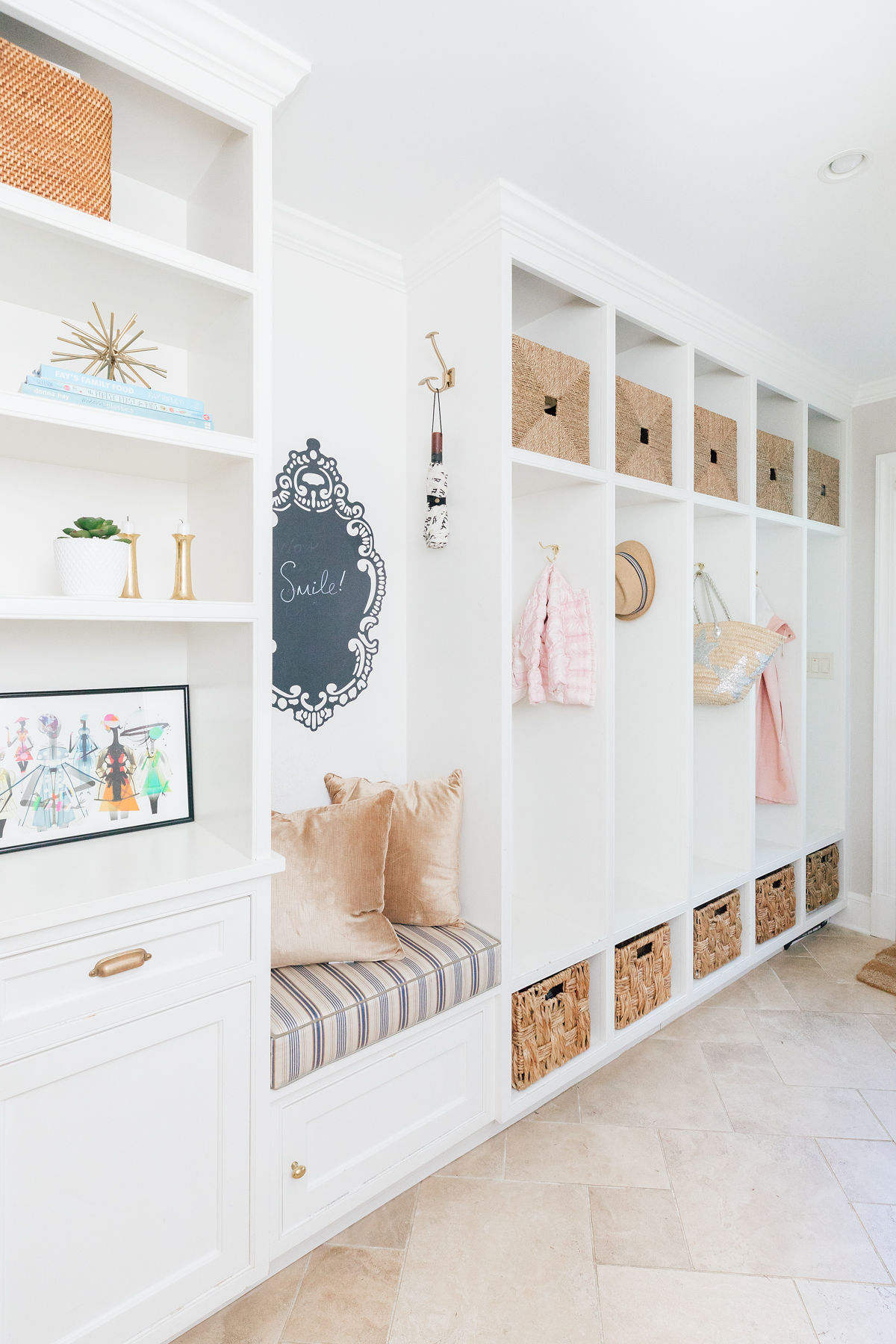 home organizer greenwich new york connecticut mudroom entryway hallway professional declutter