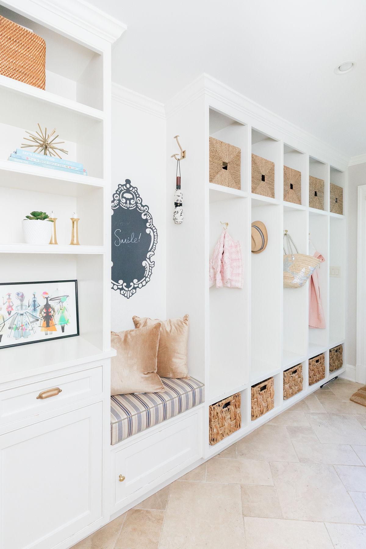 home organizer greenwich new york connecticut mudroom entryway hallway professional declutter