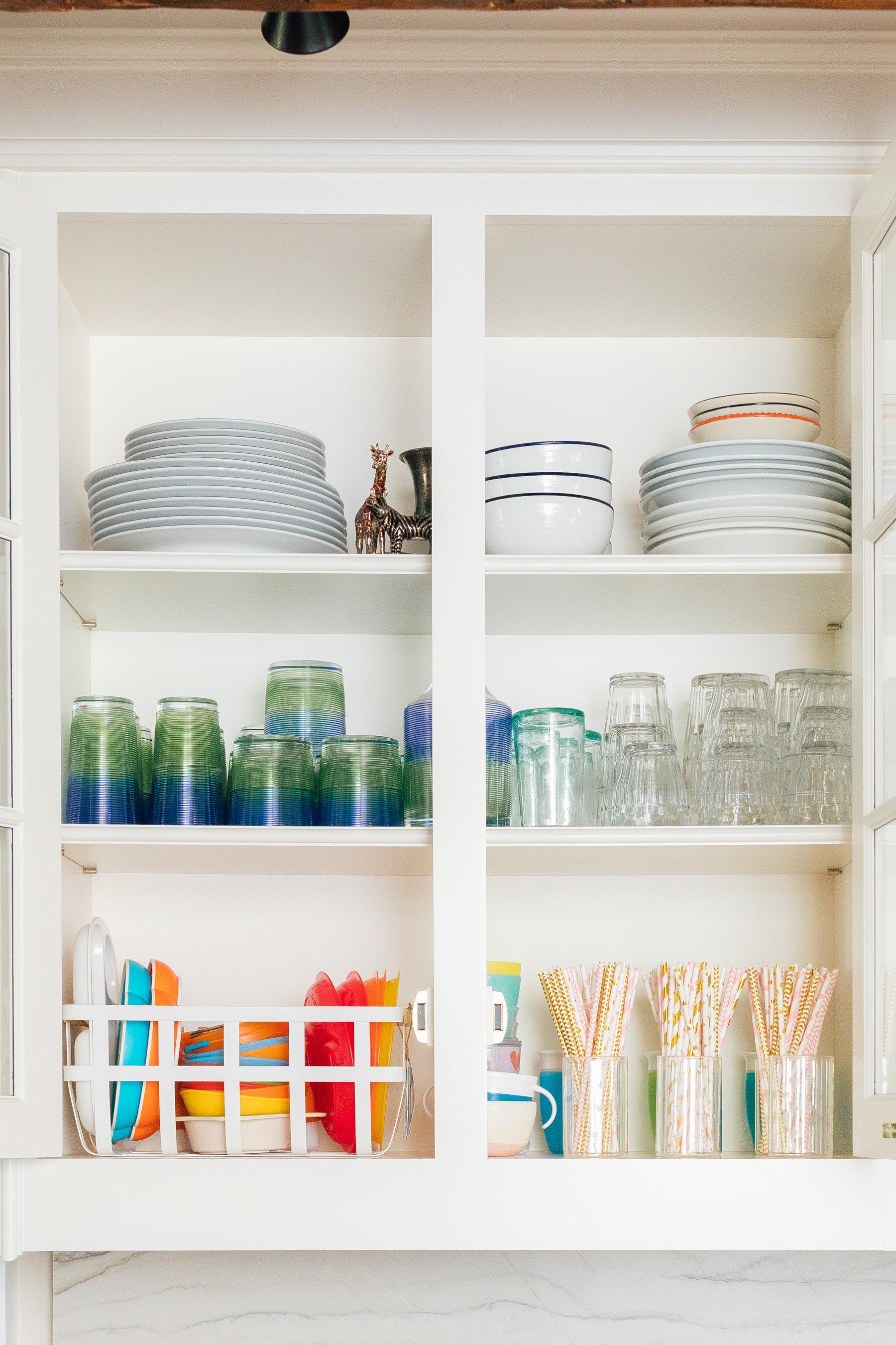 home organizer greenwich new york connecticut kitchen cupboard declutter organize organizing