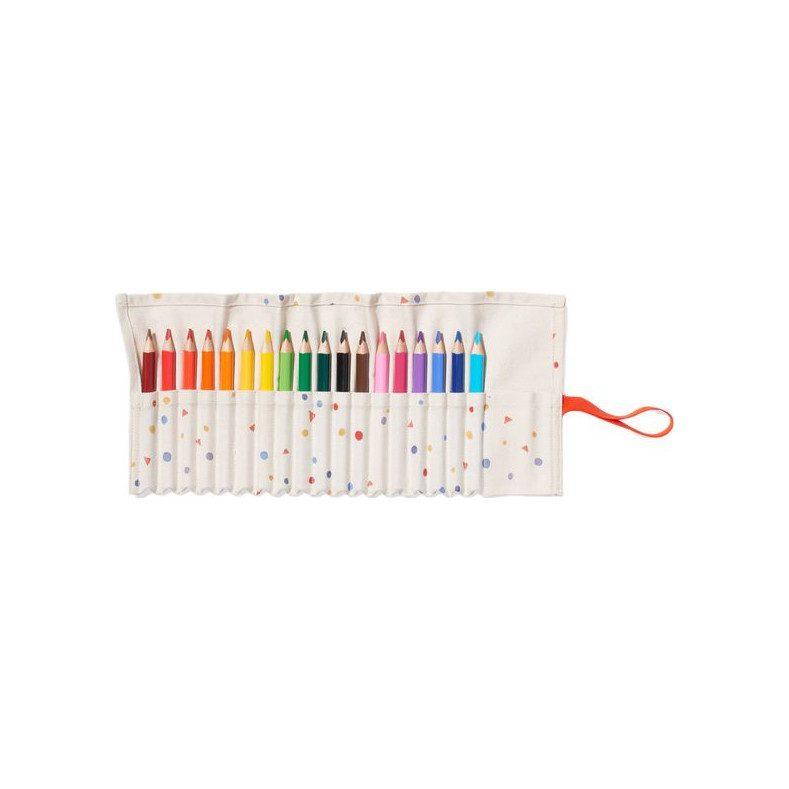 Coloring pencils, $28