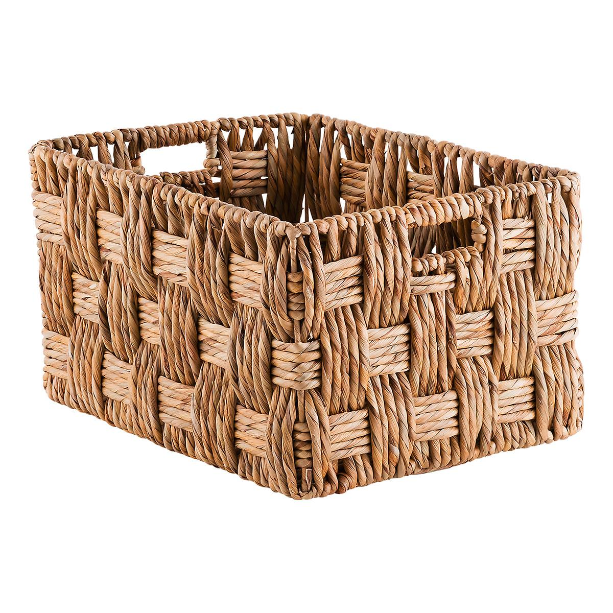 Don't sacrifice form for function. We use these beautiful baskets time and time again for a reason.