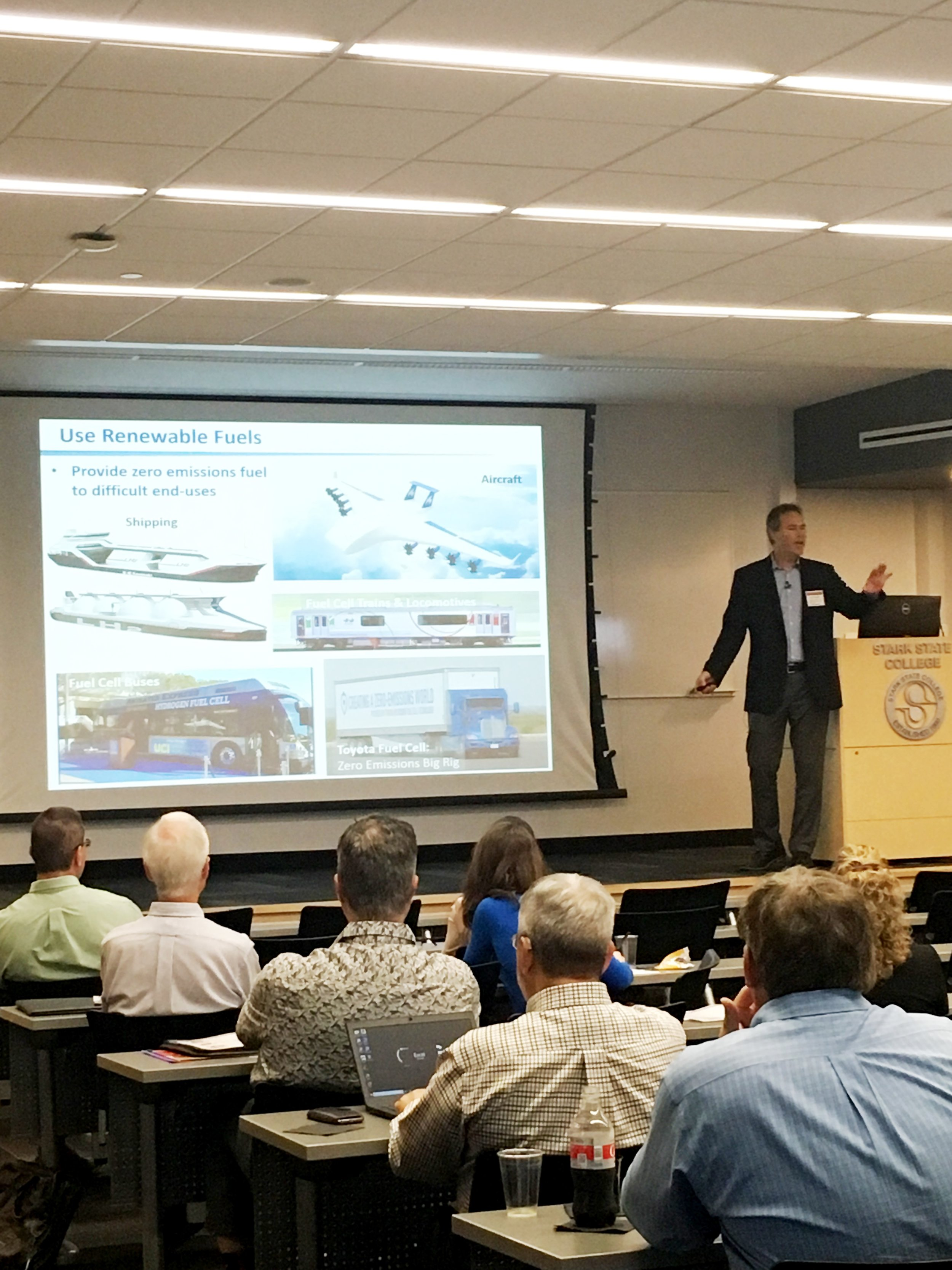 Jack Brouwer, National Fuel Cell Research Center