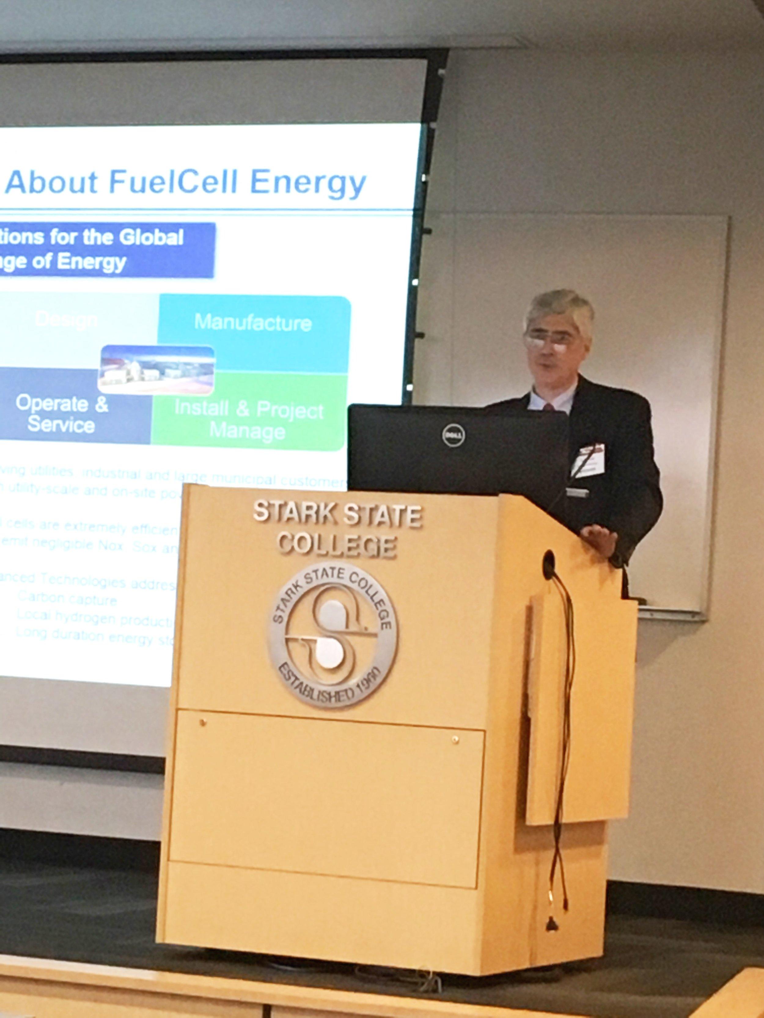 Tony Leo, FuelCell Energy